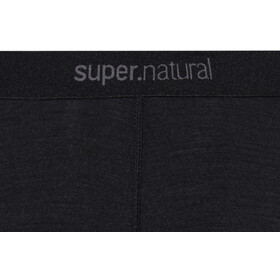 super.natural Base Tights 175 Women Jet Black